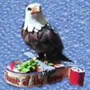 Freedom Eagle Art Print