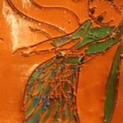 Freedom Of Dance - Tiled Art Print