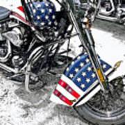 Freedom Rider Art Print