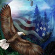Freedom's Flight Art Print