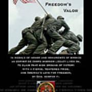 Freedom's Valor II Art Print