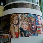 Freestyle Art Series - 2 Art Print