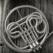 French Horn 2 Art Print