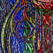 French Horn 3 Art Print