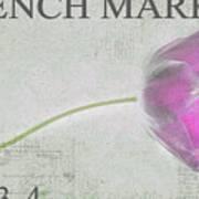 French Market Series D Art Print