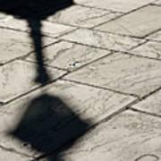 French Quarter Shadow Art Print