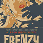 Frenzy - Thriller Noir Art Print