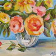 Fresh Bouquet Art Print