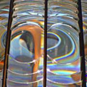 Fresnel Lens Art Print