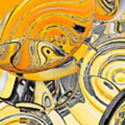 Fresnelidelic Art Print