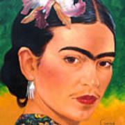 Frida Kahlo 2003 Art Print