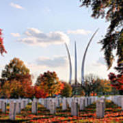 From Arlington Art Print by JC Findley