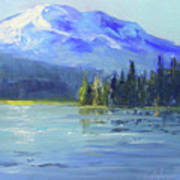 From Sparks Lake Art Print