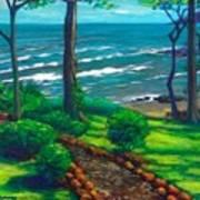 From The Hacienda Art Print