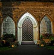 Front Door Christ Church Cathedral 1 Art Print