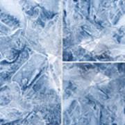 Frostwork ...2584 Art Print