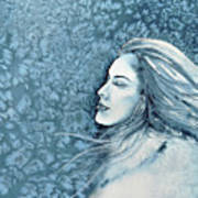 Frozen Dreams Art Print