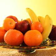Fruit Arrangement Art Print