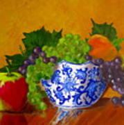 Fruit Bowl II Art Print