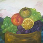 Fruit Of The Land Art Print