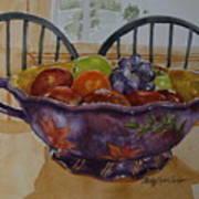 Fruit On The Table Art Print