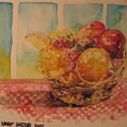 Fruitbasket Art Print