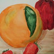 Fruits Of All Seasons Art Print