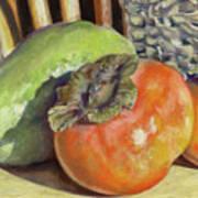 Fruits Of Autumn Art Print