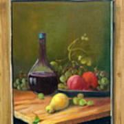 Fruits Of Life Art Print