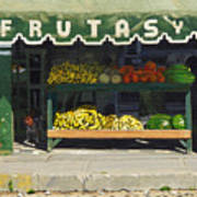 Frutas Y Print by Michael Ward