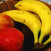 Frutta Rustica Art Print