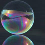 Full Bubble Art Print