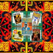 Funk Back Take It Back Art Print