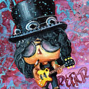 Funko Slash Art Print