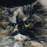 Furry 2 Art Print by Valeriy Mavlo
