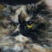 Furry Art Print by Valeriy Mavlo