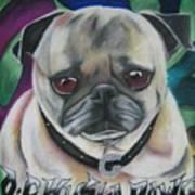 G Dawg Art Print
