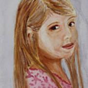 Gabriella Art Print