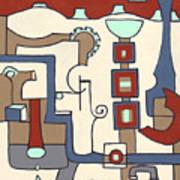 Gadgets Art Print