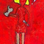 Gaga Googoo Art Print