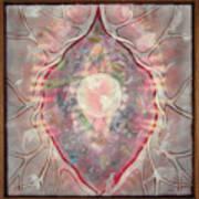 Gaia Goddes Of The Earth Art Print
