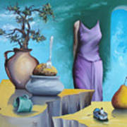 Gaia Morgana Art Print