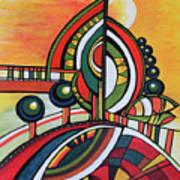 Gaia's Dream Art Print