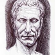 Gaius Julius Caesar Art Print
