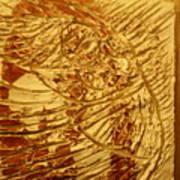 Gal- Tile Art Print