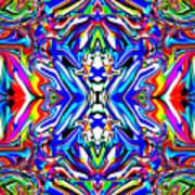 Galactia Art Print