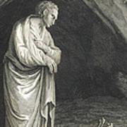 Galen, Greek Physician And Philosopher Art Print