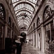 Galerie Vivienne 2 Art Print