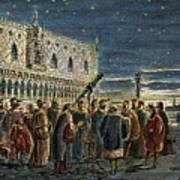 Galileo Galilei, 1564-1642 Art Print