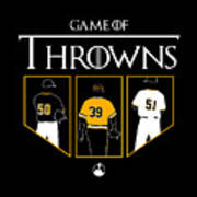 Game Of Throwns Art Print